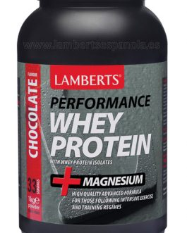 Whey Protein. Sabor a Chocolate