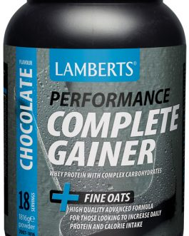 Complete Gainer sabor a Chocolate