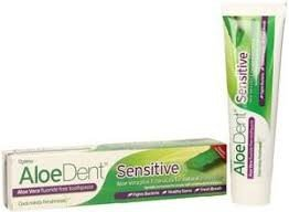 ALOEDENT SENSITIVE dentifrico 100ml.