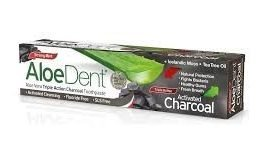 ALOEDENT CARBON ACTIVO dentifrico 100ml.