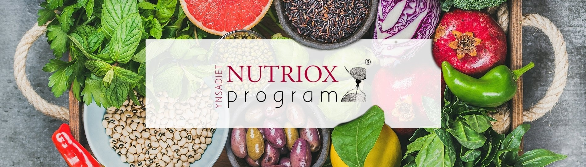 Plan Nutriox antioxidante